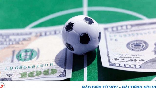 Tạm giữ gần 20 đối tượng tham gia cá độ bóng đá qua mạng mùa EURO