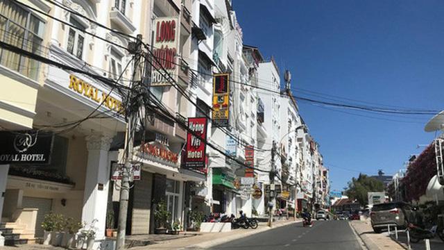 Cả ngàn khách sạn, khu du lịch ở Đà Lạt đóng cửa