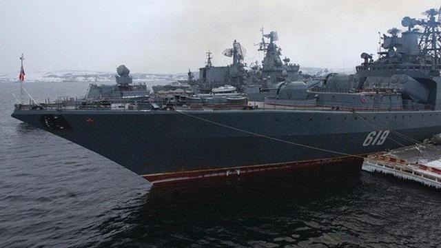 Nga đưa máy bay mang tên lửa siêu thanh tới Syria, rầm rộ tập trận trên Địa Trung Hải