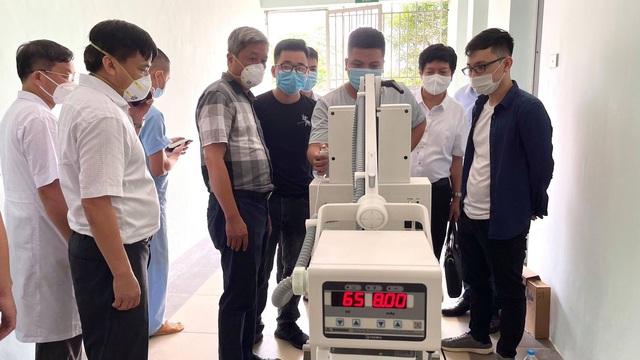 Trung tâm Hồi sức tích cực lớn nhất miền Bắc ở Bắc Giang sắp đi vào hoạt động