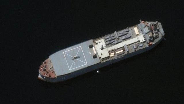 Mỹ theo dõi sát sao hành trình bí ẩn của tàu Iran