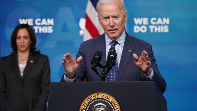 Tổng thống Mỹ Biden đặt trọn hy vọng vào gói ngân sách 'tầm cỡ thế hệ' 6.000 tỷ USD