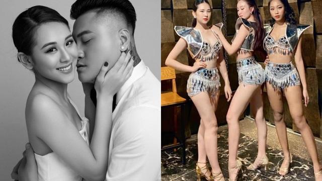 Sau 3 năm chia tay vợ cũ, Duy Khánh công khai bạn gái trẻ kém 10 tuổi xinh đẹp