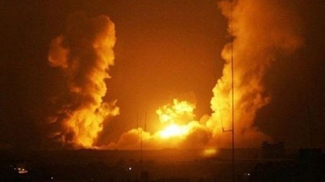 """Lộ thủ phạm dùng vũ khí """"khủng"""", tấn công điên cuồng vào căn cứ quân sự Mỹ ở Syria?"""
