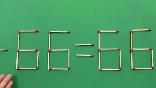 Làm thế nào để 1 + 66= 66?, trả lời đúng câu hỏi này trong 5 giây thì bạn đúng là ''đỉnh của chóp''