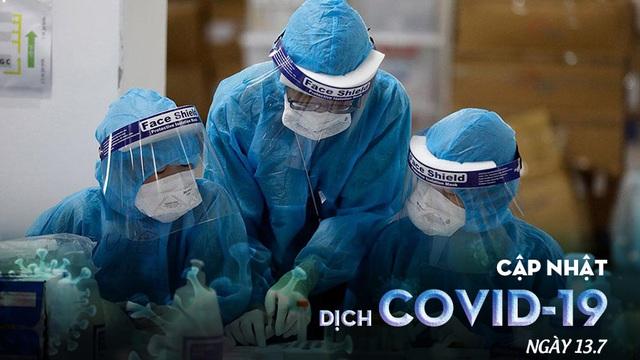 """Thêm 2 bệnh nhân COVID-19 tử vong, có 7 ca tử vong trong ngày. Bắt quả tang, 17 nam nữ """"bay lắc"""" trong căn hộ ở Ecopark"""