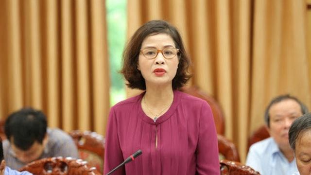 NÓNG: Bắt cựu Giám đốc Sở Giáo dục và Đào tạo Thanh Hóa Phạm Thị Hằng cùng 6 đồng phạm