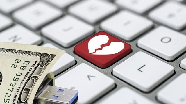 ''Người tình'' trên mạng lừa 400.000 USD của cụ ông 80 tuổi