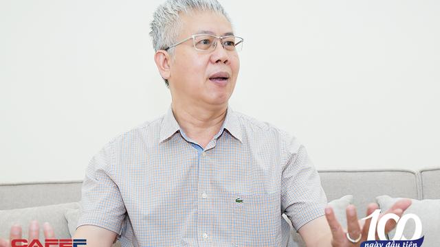 TS Nguyễn Đức Kiên chỉ ra điểm chung đặc biệt trong mọi hành động của Chính phủ trong 100 ngày đầu tiên