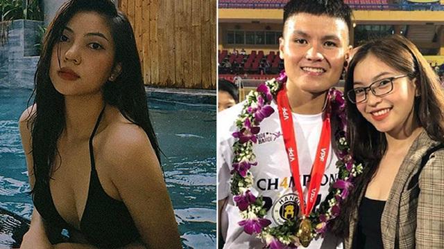 Nhật Lê - người tình một thời của cầu thủ Quang Hải tung ảnh bikini gợi cảm