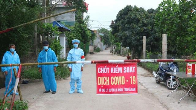 Vĩnh Phúc ghi nhận 9 ca dương tính với SARS-CoV-2 trong ngày 20/7