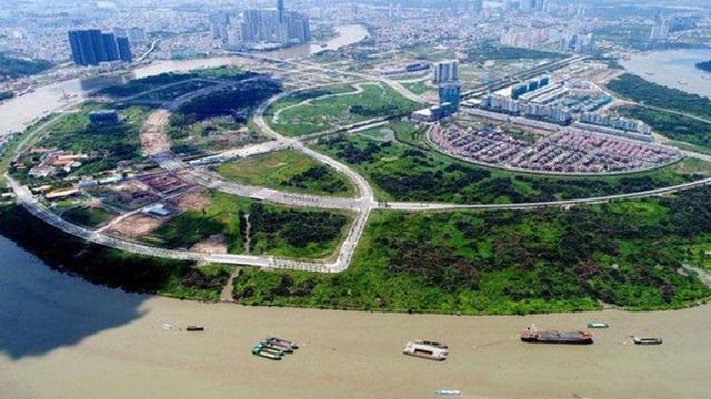 Thanh tra Chính phủ kết luận về ranh quy hoạch 5 khu phố, 3 phường ở Thủ Thiêm
