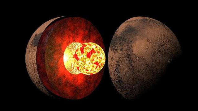 Lần đầu tiên trong lịch sử lõi sao Hỏa được 'nhìn thấu': Nhà khoa học phải 'tự sửa sai'!