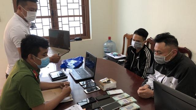 Đắk Nông: Triệt phá đường dây cá độ bóng đá trên 40 tỷ đồng