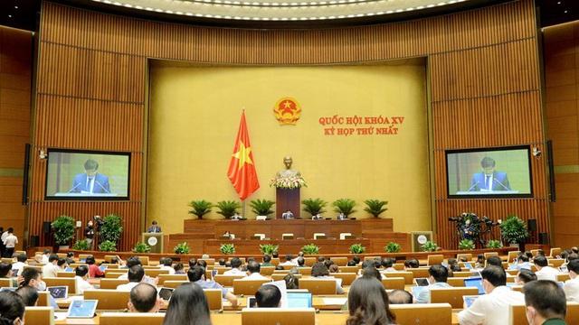 Kỳ họp Quốc hội bế mạc sớm hơn 3 ngày để tập trung chống dịch Covid-19