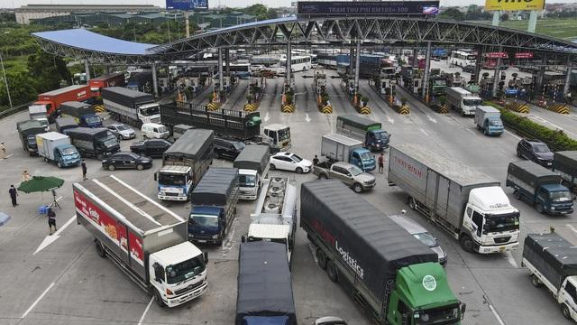 Hà Nội mở thêm chốt kiểm dịch số 23 vào thủ đô