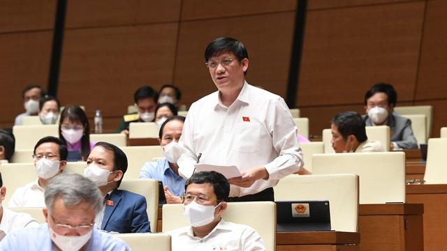Bộ trưởng Y tế Nguyễn Thanh Long: Trong tháng 7 sẽ nhận 12 triệu liều vaccine Covid-19