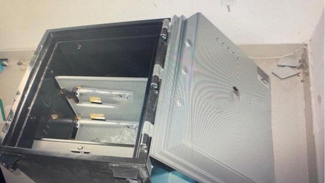 Phòng giám đốc ngoại quốc bị kẻ gian đột nhập phá két sắt lấy 1,8 tỷ đồng