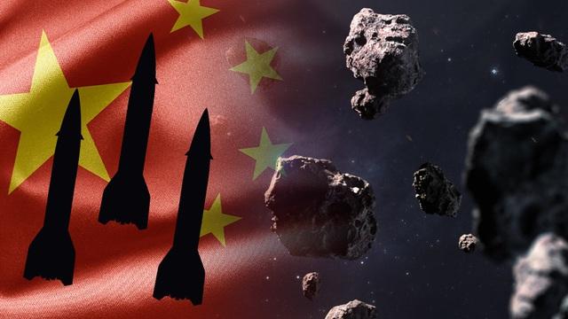 """Cứu Trái Đất khỏi họa diệt vong, Trung Quốc tính dùng 25 tên lửa Trường Chinh 5 đồng loạt bắn phá thiên thạch """"Ngày tận thế"""""""