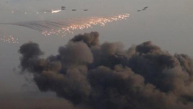 Nga không kích dữ dội, hàng trăm binh sĩ xuất trận, phiến quân hết đường sống