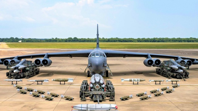 Vũ khí hủy diệt khủng khiếp nhất lịch sử Không quân Mỹ: Kỷ lục sử dụng hơn 100 năm!