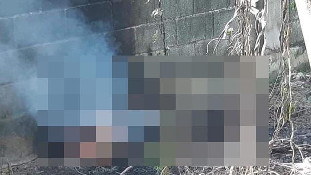 Phát hiện người đàn ông chết cháy ở nghĩa trang tại TP.HCM