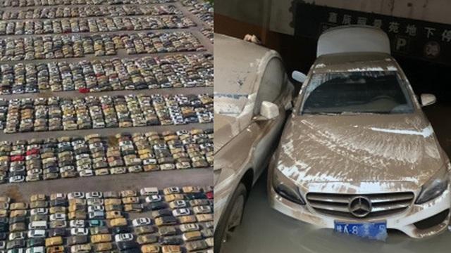 Số phận 400.000 chiếc ô tô đắt tiền bỗng hóa đống sắt vụn sau trận mưa lũ ''ngàn năm có một'' ở Trung Quốc sẽ đi về đâu?