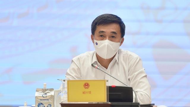 Thứ trưởng Bộ Y tế: TP.HCM sẽ tiêm vaccine Sinopharm sau khi hết vaccine được cấp