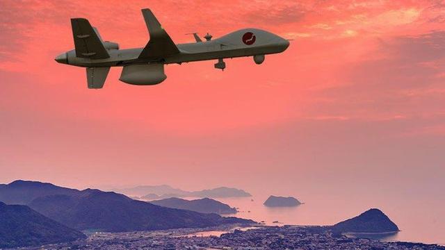 Nhật Bản triển khai máy bay không người lái đề phòng tên lửa siêu vượt âm Trung Quốc