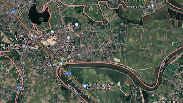 Hà Tĩnh duyệt quy hoạch Công viên trung tâm và Khu đô thị 262ha