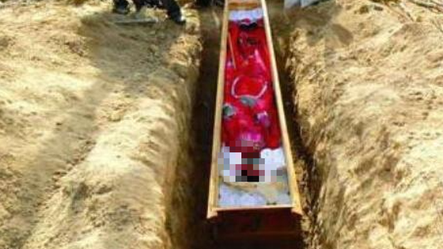 Bí mật kinh hoàng trong mộ cổ nghìn năm của cô dâu nhí Trung Quốc