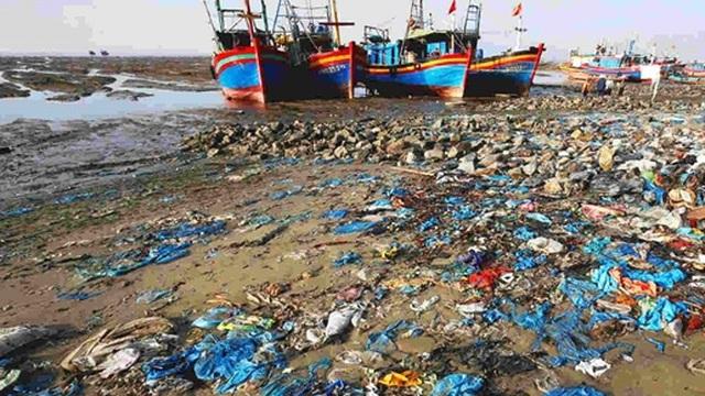 Việt Nam lần đầu công bố báo cáo hiện trạng môi trường biển và hải đảo quốc gia giai đoạn 2016-2020