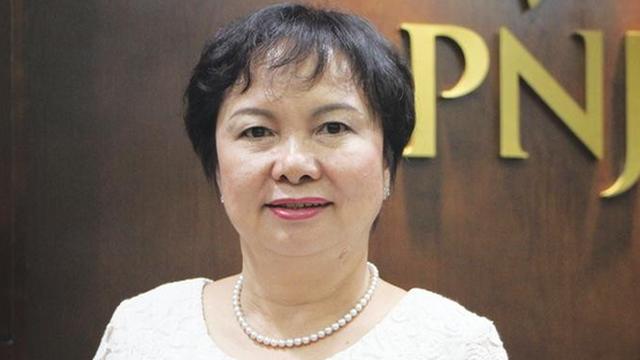 Bà Cao Thị Ngọc Dung nói lý do PNJ lãi 4 tỷ mỗi ngày, nghỉ dịch nhân viên không bị giảm lương