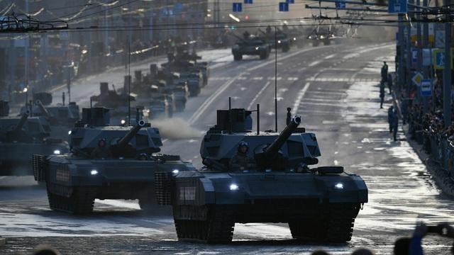 Quân đội Nga chuẩn bị sở hữu hàng loạt vũ khí siêu 'khủng'