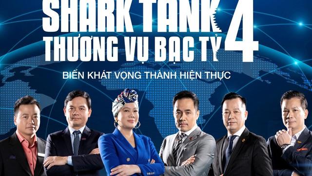 """Shark Đỗ Liên """"bung lụa"""" với 62 tỷ cam kết đầu tư, Shark Tank mùa 4 lập kỷ lục gây """"bão"""""""
