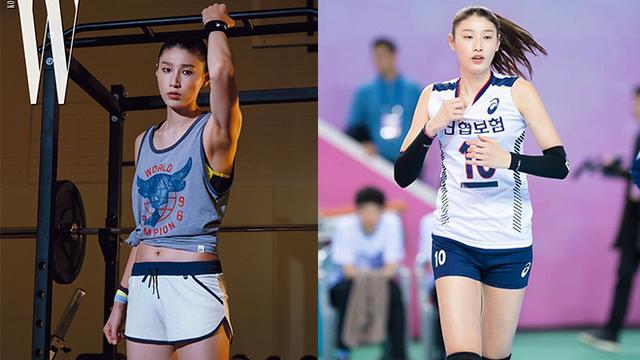 """""""Nữ thần bóng chuyền"""" Hàn Quốc tại Olympic: Cao 1m92, sở hữu tài sản triệu đô"""