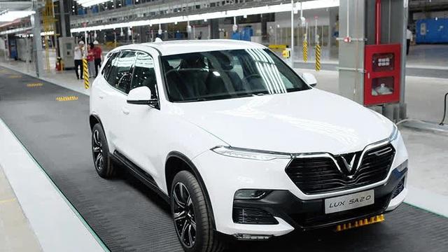 Nửa đầu năm 2021, Việt Nam có lượng tiêu thụ ô tô đứng thứ 4 Đông Nam Á
