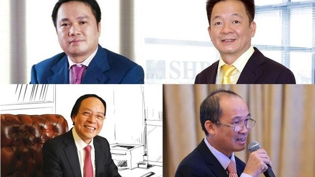 Thù lao các ông chủ ngân hàng tăng mạnh