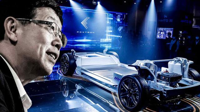Giấc mơ ''iPhone 4 bánh'' của Foxconn: Nếu có thể sản xuất iPhone, tại sao không thể tạo ra được xe ô tô điện?