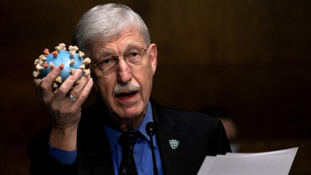 Giám đốc Viện Y tế Quốc gia Mỹ: Không loại trừ khả năng COVID-19 xuất phát từ phòng thí nghiệm Vũ Hán