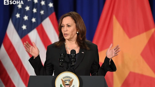 Phó Tổng thống Harris kết thúc chuyến thăm Việt Nam: Mỹ sát cánh cùng Việt Nam trong cuộc chiến chống COVID-19