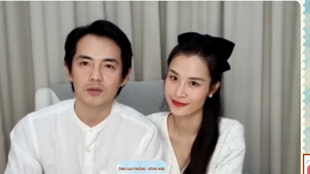 Vợ chồng Đông Nhi bất ngờ xuất hiện trong livestream Hát để sẻ chia
