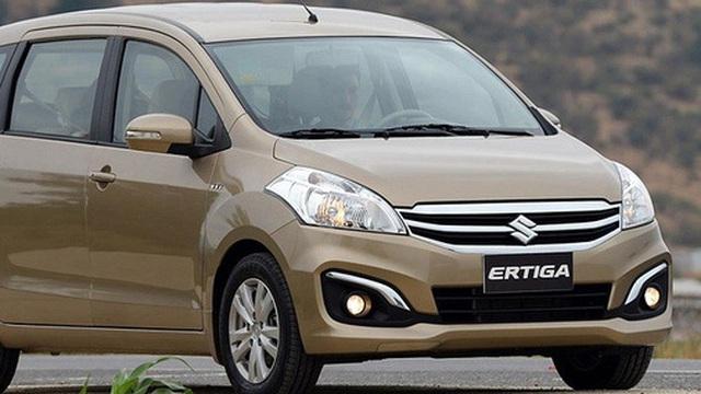 Suzuki Ertiga bất ngờ giảm giá kỷ lục chỉ còn 460 triệu, rẻ gần bằng Kia Morning