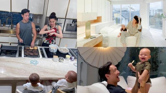 Cuộc sống của gia đình Hồ Ngọc Hà trong căn biệt thự 30 tỷ