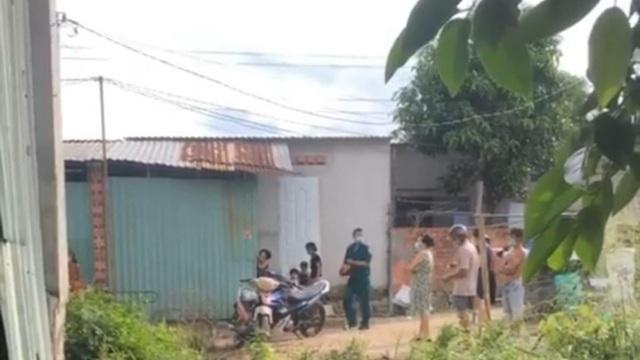 Chồng dùng dao sát hại vợ và đâm 2 công an bị thương sau cuộc nhậu