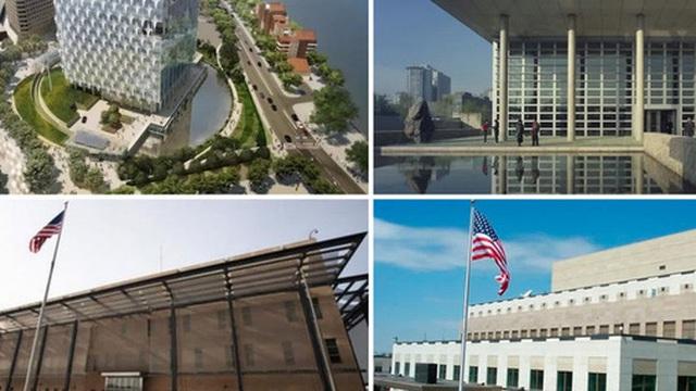 Toà sứ quán Mỹ 1,2 tỷ USD tại Việt Nam có thể đem lại nguồn lợi bao nhiêu cho các nhà thầu xây dựng?