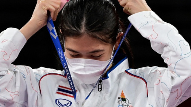 BXH huy chương Olympic Tokyo của các đoàn thể thao Đông Nam Á: Thái Lan tụt xuống thứ 3