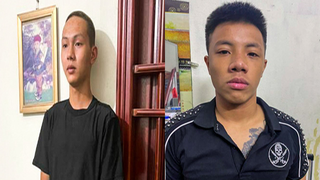 Lời khai nhóm thanh niên chặn đường cướp xe nữ lao công