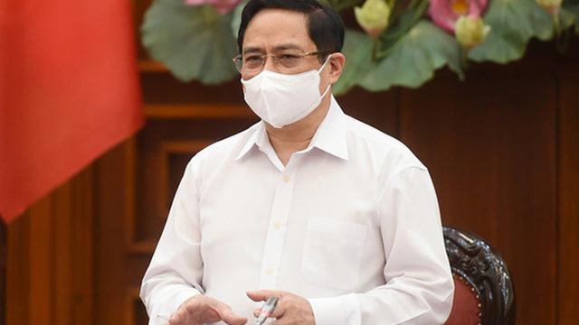 Thủ tướng yêu cầu Bộ Y tế đàm phán mua vaccine cho 4 hiệp hội doanh nghiệp
