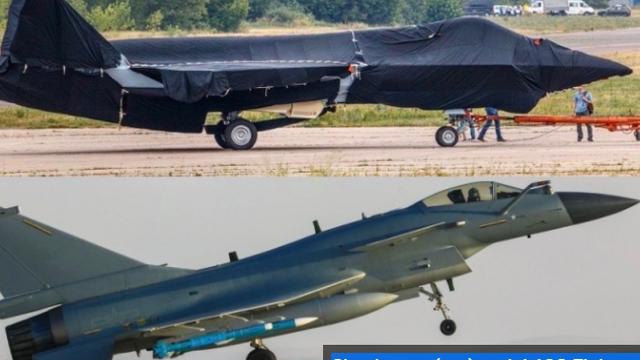 Tiêm kích Checkmate của Nga và J-10C của Trung Quốc: Phương Tây ngán máy bay nào hơn?